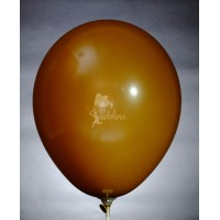 Brown Crystal Plain Balloon
