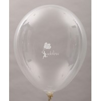 Clear Crystal Plain Balloon