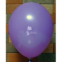 Lavender Crystal Plain Balloon