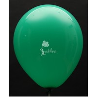 Mint Green Crystal Plain Balloon
