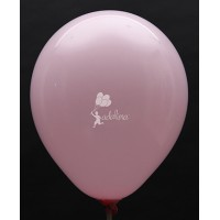 Pink Crystal Plain Balloon