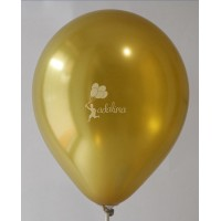 Gold AA Metallic Plain Balloon