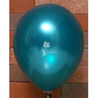 Dark Green Metallic Plain Balloon