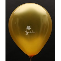 Gold Metallic Plain Balloon