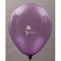 Lavender Metallic Plain Balloon