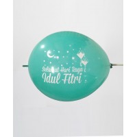Tosca Idul Fitri Printed Balloons
