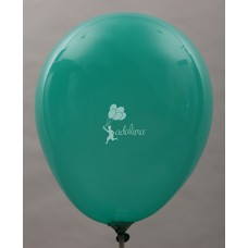 Dark Green Standard Plain Balloon