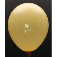 Golden Yellow Standard Plain Balloon