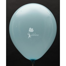 Light Blue Standard Plain Balloon