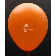 Orange Standard Plain Balloon