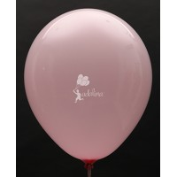 Pink Standard Plain Balloon