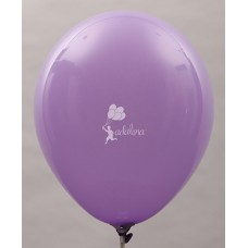 Purple Standard Plain Balloon