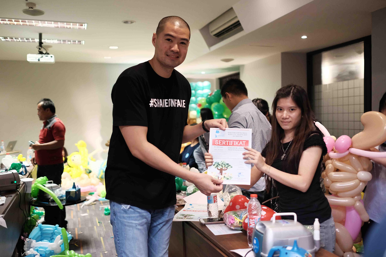 Kursus Adalima Surabaya Voucher Bali Per Hari Dan Setelah Bagi Sertifikat Akhirnya Selesai Oh Ya Yang Juga Bisa Dipakai Untuk Mendapatkan Discount 10 Pembelian Balon Loh